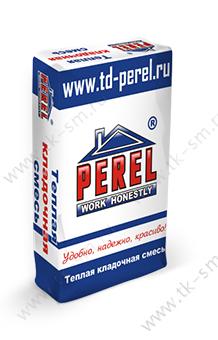 Кладочный раствор Perel TKS 8020 теплоизоляционный, 17,5кг - Перель